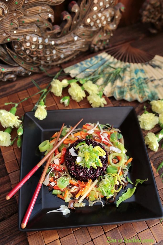 warzywa po chińsku