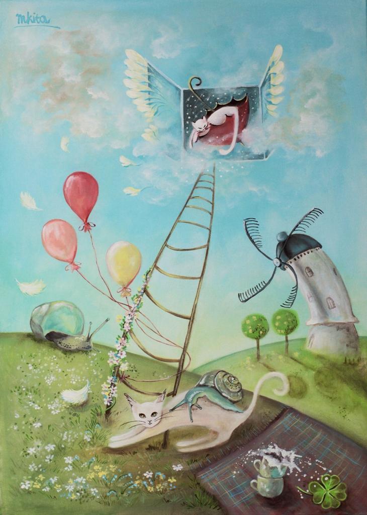 malarstwo akrylowe