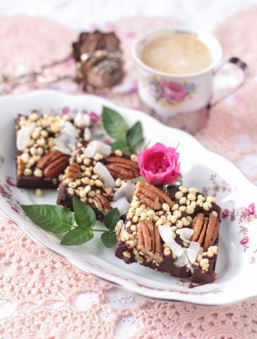 fit batony czekoladowe