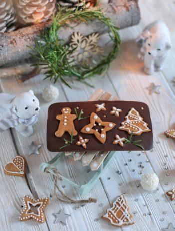 czekolada z pierniczkami