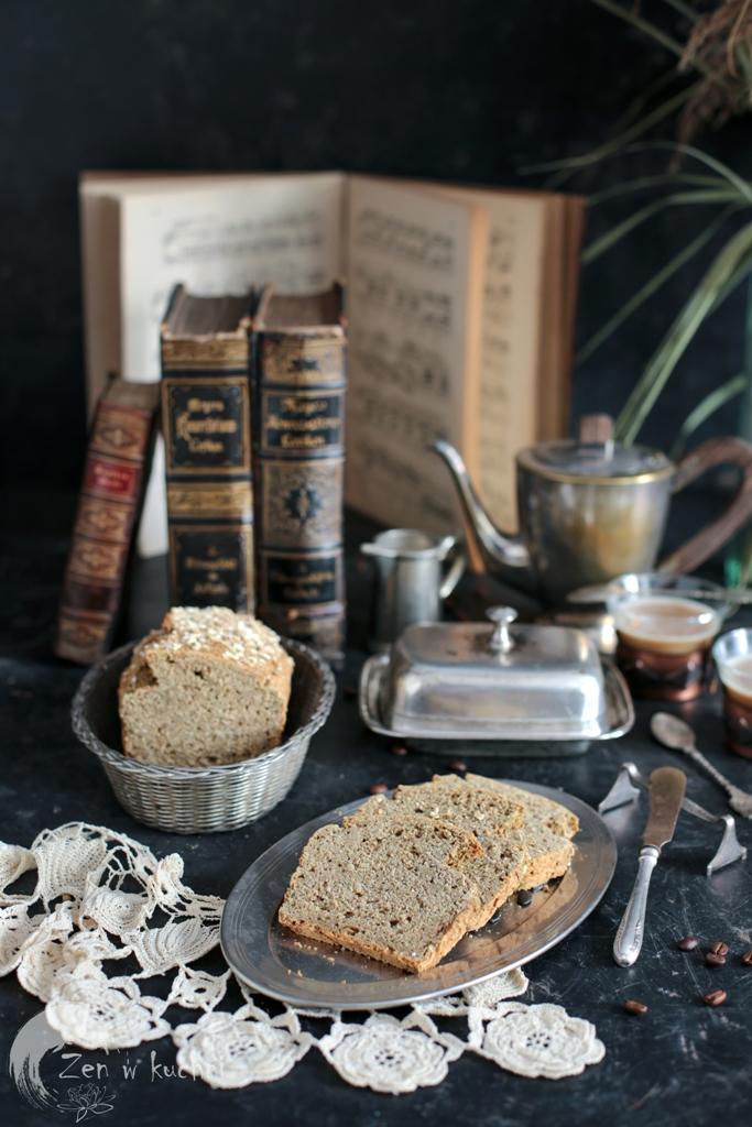 chleb orkiszowy bez drożdży