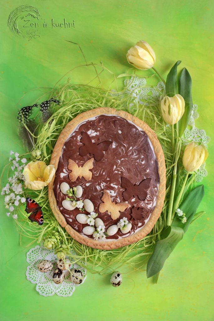 mazurek kokosowy