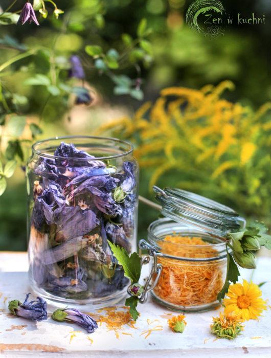 herbaty kwiatowe