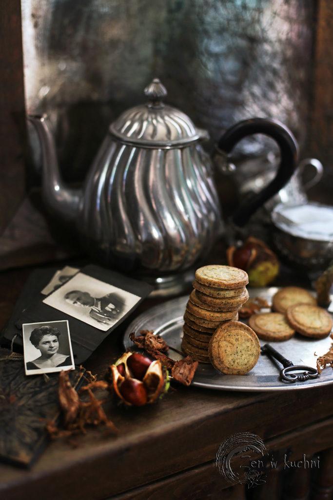 ciasteczka herbaciane
