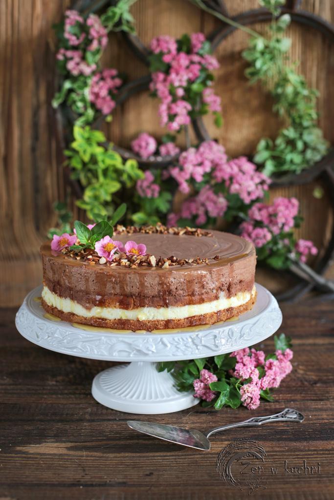tort miodowy