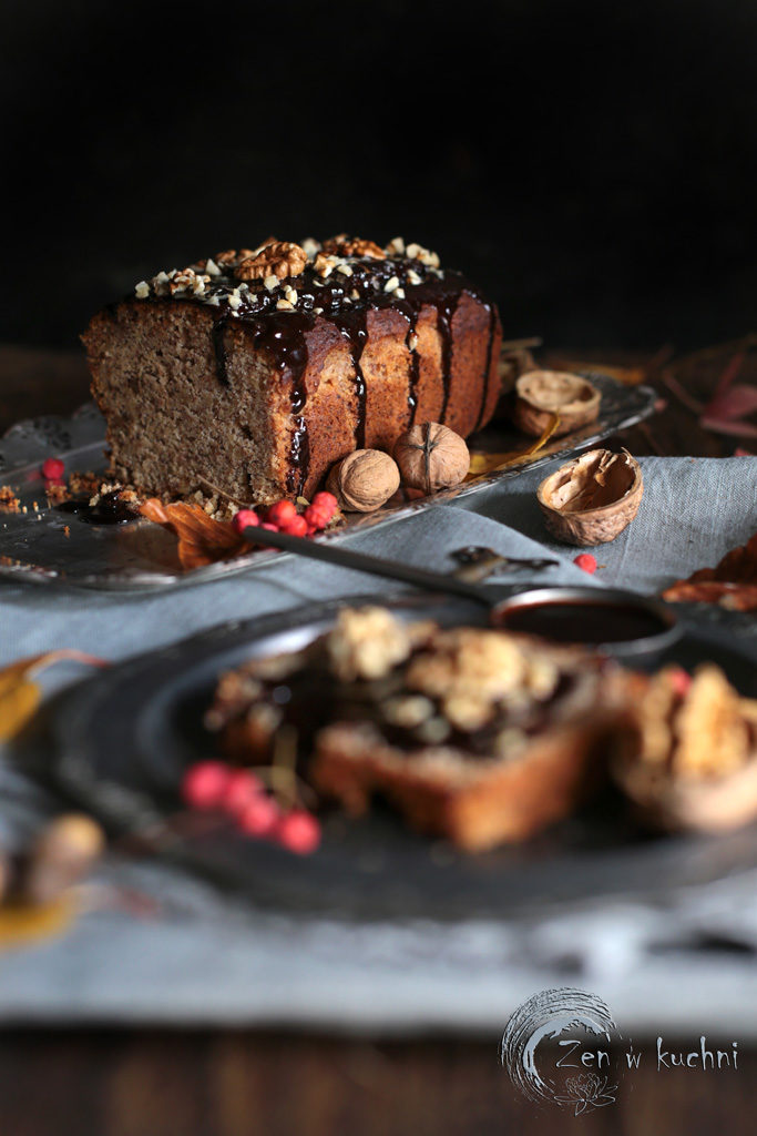 bezglutenowe ciasto orzechowe