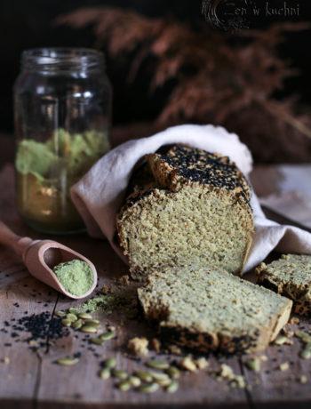 chleb bezglutenowy bez drożdży i jaj