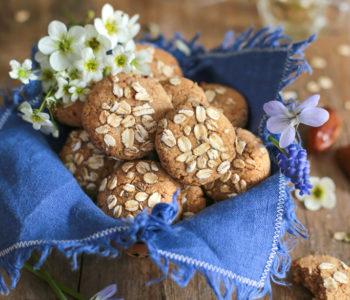 boskie ciasteczka daktylowo owsiane