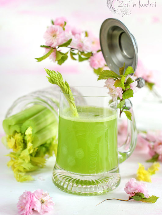 sok z selera właściwości lecznicze