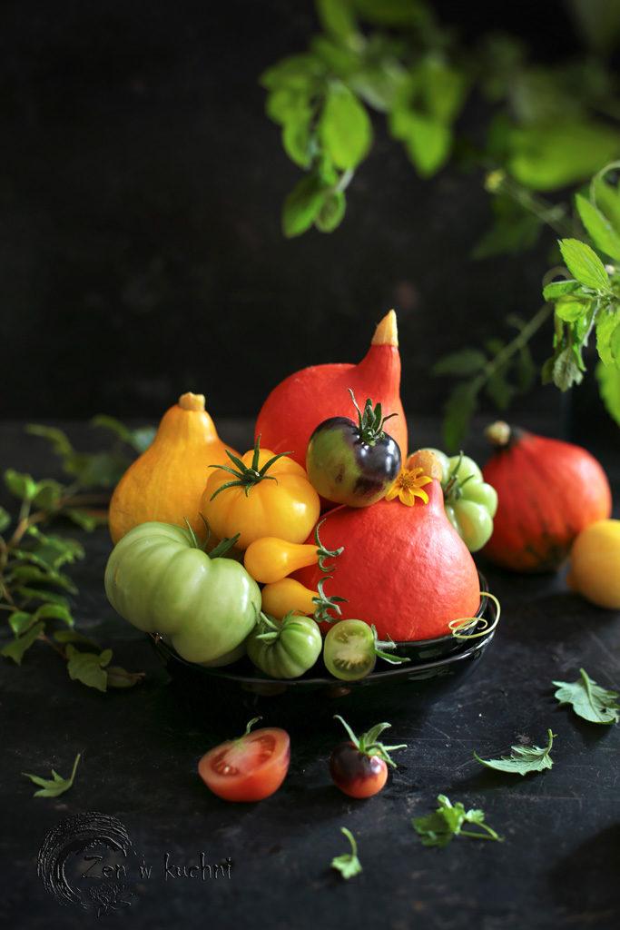 dyniowa pomidorowa