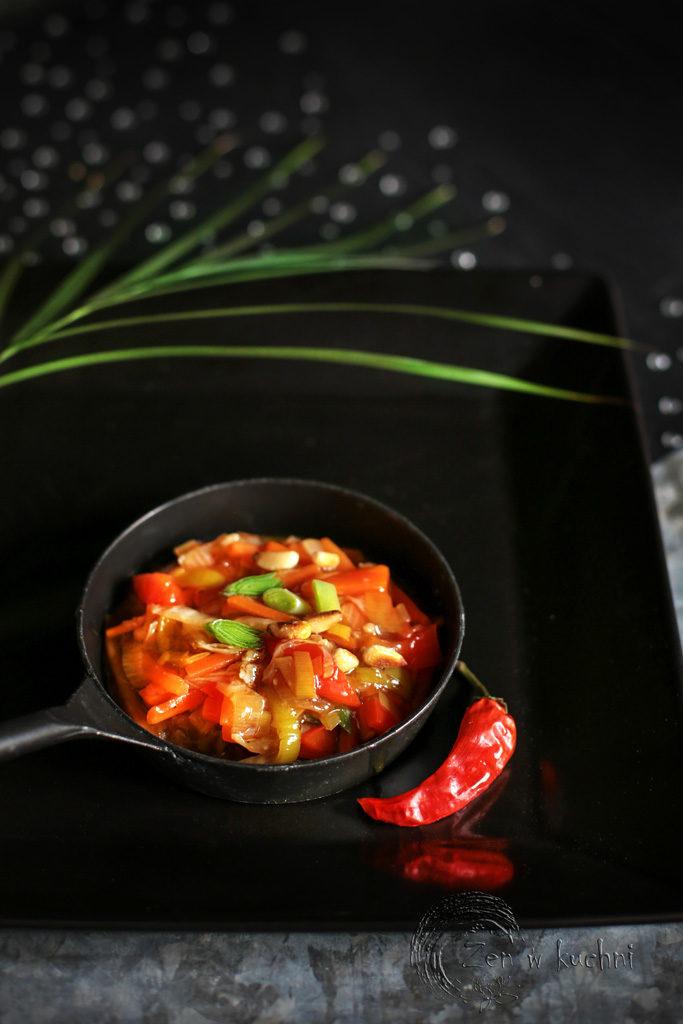 warzywa po azjatycku