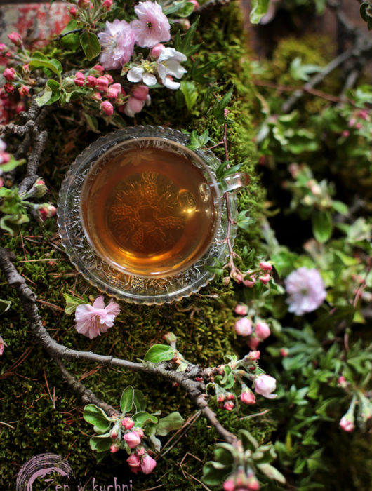 herbata na nerki i limfę