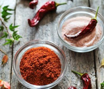 suszone papryczki chili