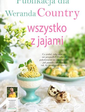Publikacja w magazynie Weranda Country