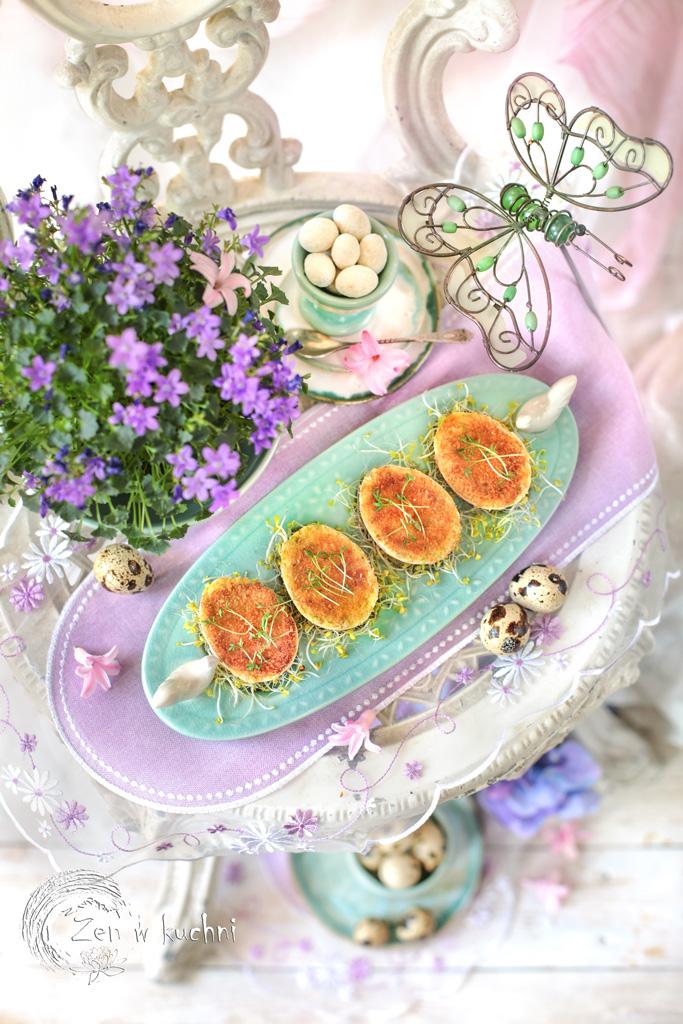 jajko faszerowane w skorupce